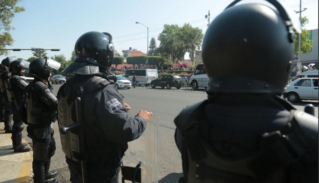 CNTE inicia jornada de movilizaciones en Oaxaca, Michoacán y Guerrero
