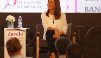 Yo no otorgaré amnistía a criminales: Margarita Zavala