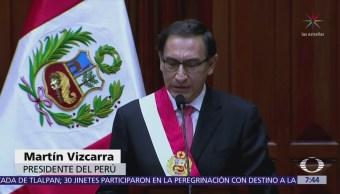 Martín Vizcarra, nuevo presidente de Perú, tras salida de Kuczynski por Odebrecht