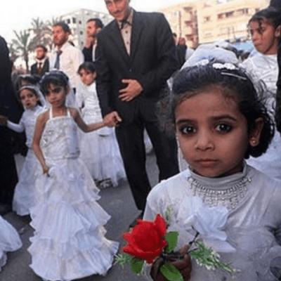 El matrimonio infantil obstaculiza la educación de la mujer, informa Unesco