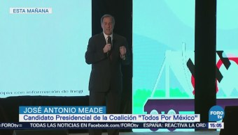 Meade Destaca Beneficios Naicm