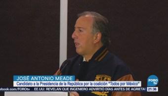 Meade se reunió académicos de Facultad de Derecho de la UNAM