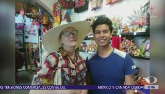 Meryl Streep vacaciona en San Miguel de Allende, Guanajuato