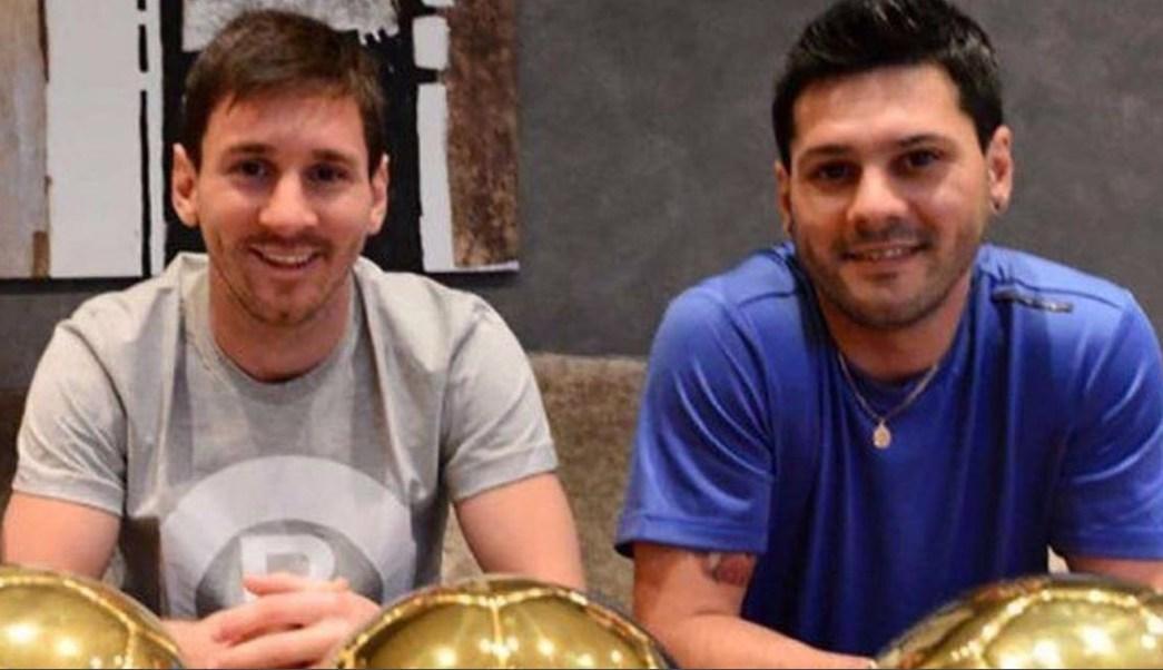 Detienen a hermano de Messi por amenazar con pistola a un automovilista