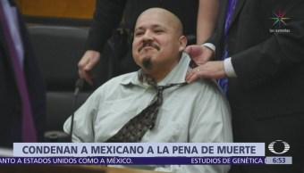Mexicano acusado de asesinato en Estados Unidos pide ser ejecutado