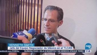 México Excluio Arancele Acero Aluminio Asegura Kenneth Smith