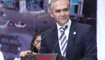 Mancera deja abierta posibilidad de ser secretario de Gobernación