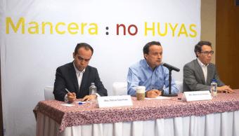 Mikel Arriola demanda que Mancera concluya su mandato