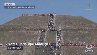 Miles Recargan Energía Teotihuacan