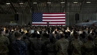 Diez exjefes militares piden a Trump fortalecer el TLCAN