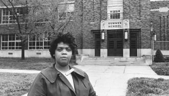 Muere Linda Brown nina segregación racial escuelas Estados Unidos