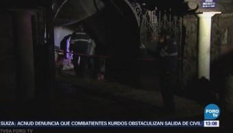 Mueren dos mujeres incendio Santa Rosa Xochiac