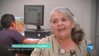 Mujeres Estelares María Hortensia Zapata Pasión Docencia