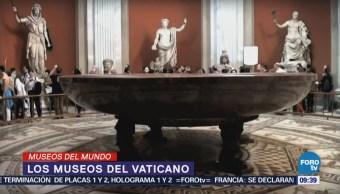 Museos del mundo: Los Museos del Vaticano