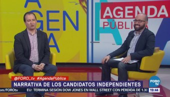 Narrativa de los candidatos independientes