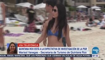 No se registran cancelaciones turísticas en Quintana Roo tras explosión de ferry