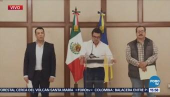 Vamos Escatimar Hallar Estudiantes Desaparecidos Aristóteles Sandoval