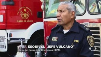 Nombran al 'Jefe Vulcano' como subcomisionado para la Reconstrucción de la CDMX