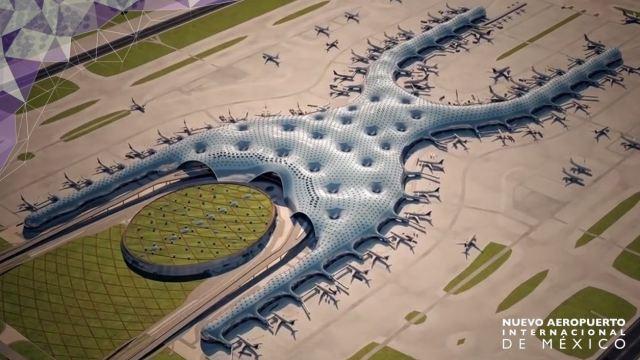 Empresarios ratifican a candidatos viabilidad del nuevo aeropuerto