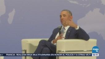 Obama hace un llamado para presionar a Corea del Norte