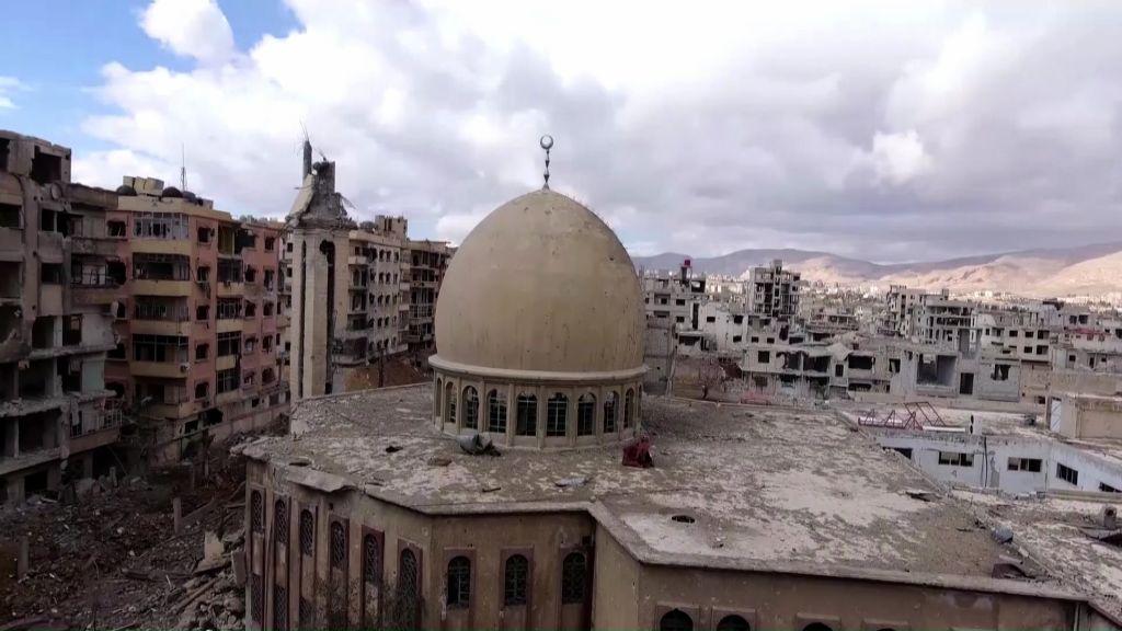 Ofensiva Siria deja ocho soldados turcos muertos y 13 heridos
