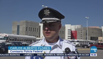 'Operativo Titán' Reduce Homicidios Violentos Juárez