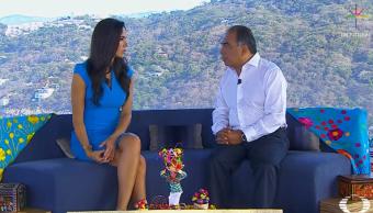 Héctor Astudillo afirma que Guerrero crece en turismo e inversiones