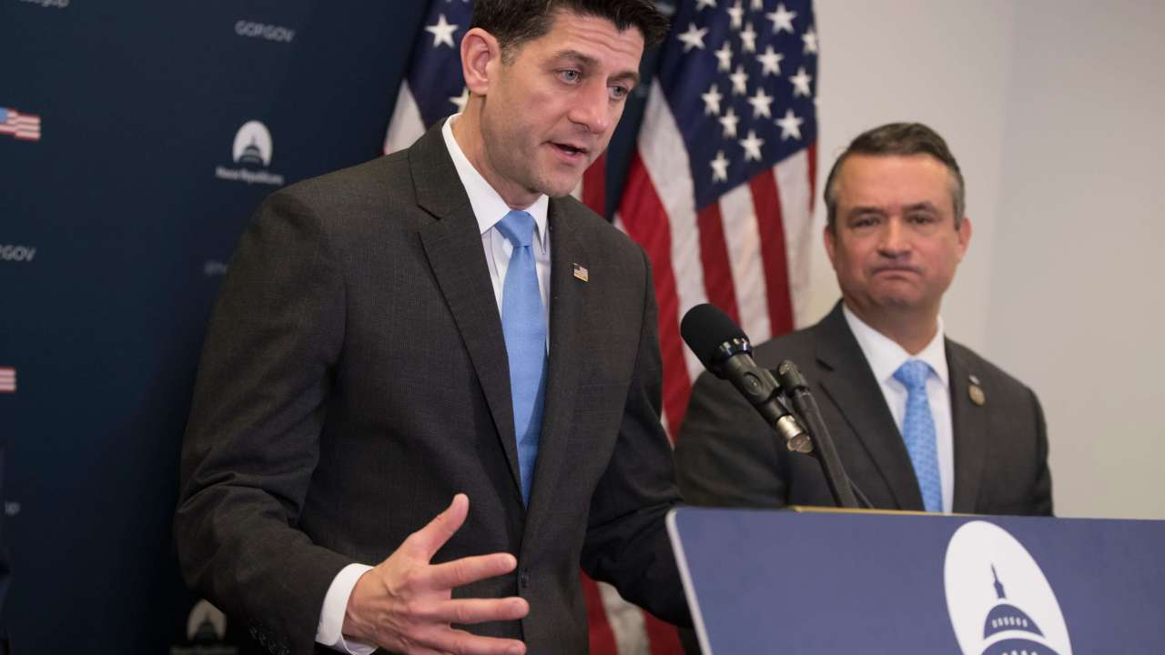 Legisladores estadounidenses buscan finalizar proyecto gasto evitar parálisis gubernamental