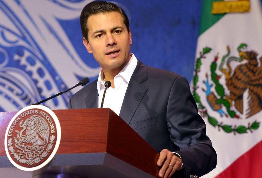 Enrique Peña Nieto, presidente de México (Twitter/@PresidenciaMX/Archivo)