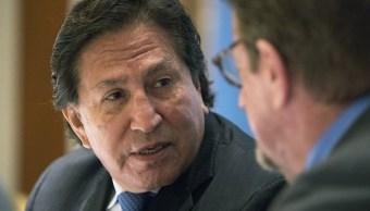 Perú da luz verde extradición expresidente Toledo