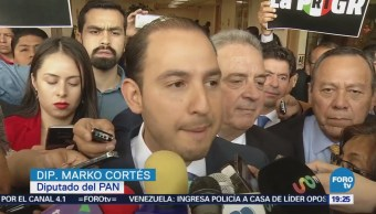 Piden juicio político contra Alberto Elías Beltrán