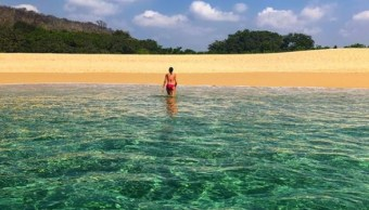 Playas de Oaxaca son certificadas como limpias previo a Semana Santa