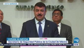 Policía CDMX registra aumento de robos a casa habitación por colombianos