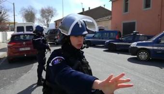 Estado Islámico reivindica toma de rehenes en el sur de Francia