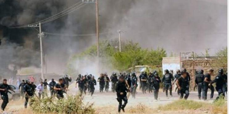 Riña en Durango deja por lo menos 21 heridos