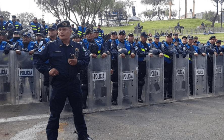 Iztapalapa aplica cierres viales este mediodía por viacrucis