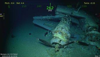 hallan restos portaaviones estadounidense segunda guerra mundial australia