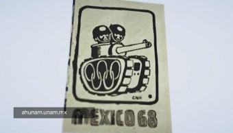 UNAM lanza portal del Movimiento Estudiantil del 68