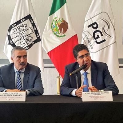 PGJCDMX confirma que Daniel Uribe Reyes sí participó en feminicidios de escorts