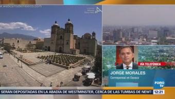 Protección Civil de Oaxaca no tiene reportes de daños tras sismo