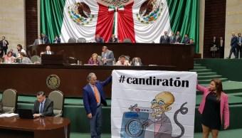 Diputados del PRI exigen que Anaya explique situación patrimonial