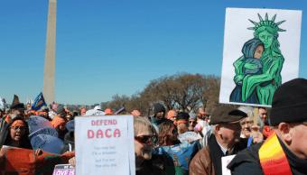 Se puede hacer un trato, dice Trump sobre DACA