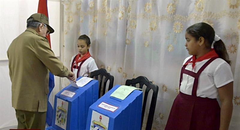 Raúl Castro obtiene mejor resultado en elección a diputado