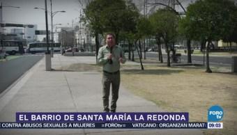Recorrido por Santa María La Redonda