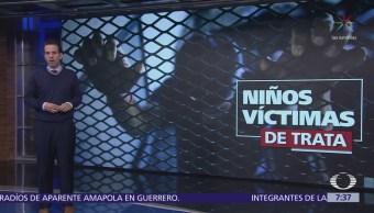 Refugio apoya a niños que fueron obligados a prostituirse