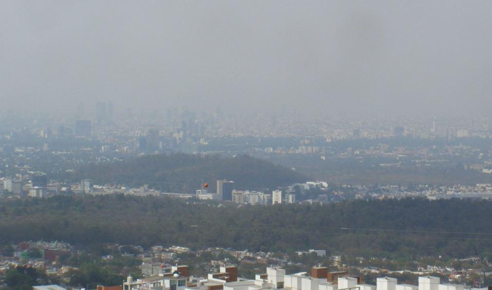 Municipio de Ecatepec, Edomex, presenta regular calidad del aire