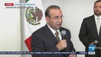 Reitera Navarrete Prida que el Gobierno no interviene en las elecciones