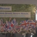 Renew, la nueva opción contra el Brexit