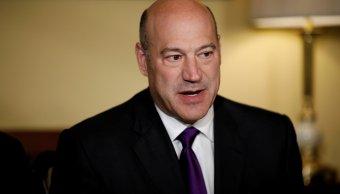 Renuncia Gary Cohn asesor económico Trump