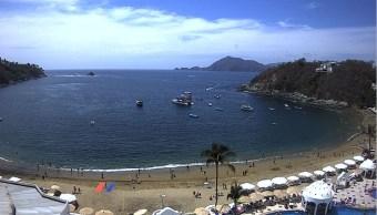 Reportan 80% de ocupación hotelera en playas de Colima